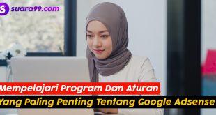 mempelajari program Google Adsense